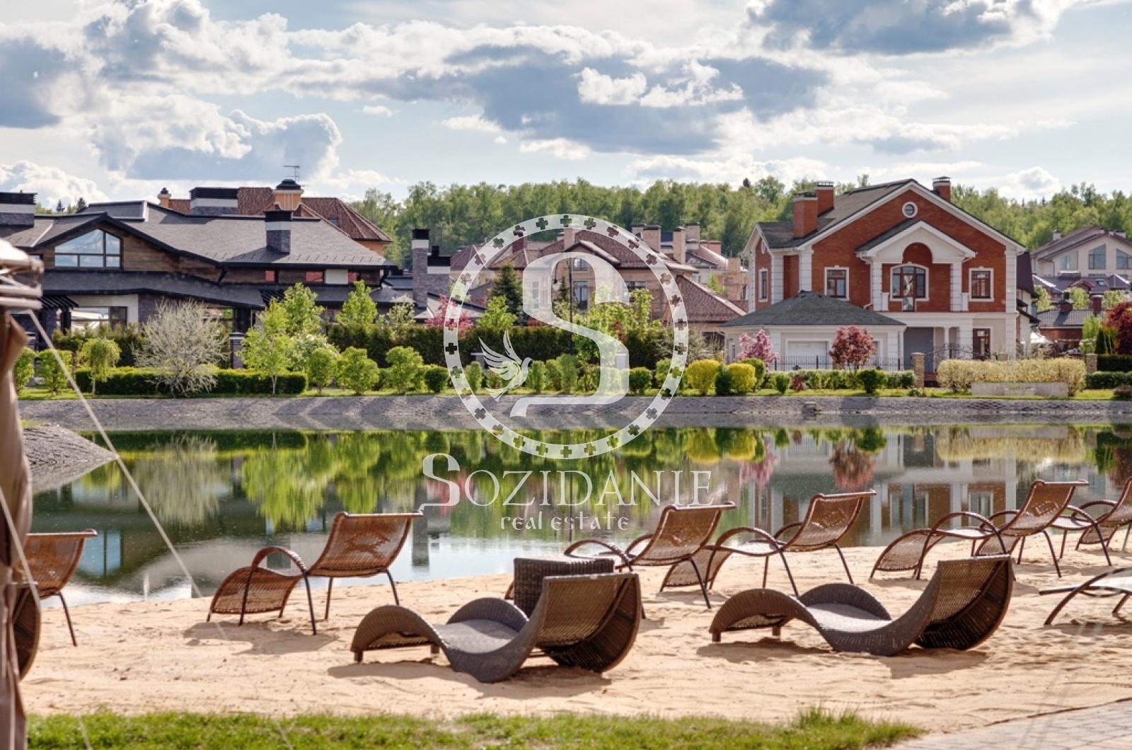 4 Bedrooms, Загородная, Продажа, Listing ID 1242, Московская область, Россия,