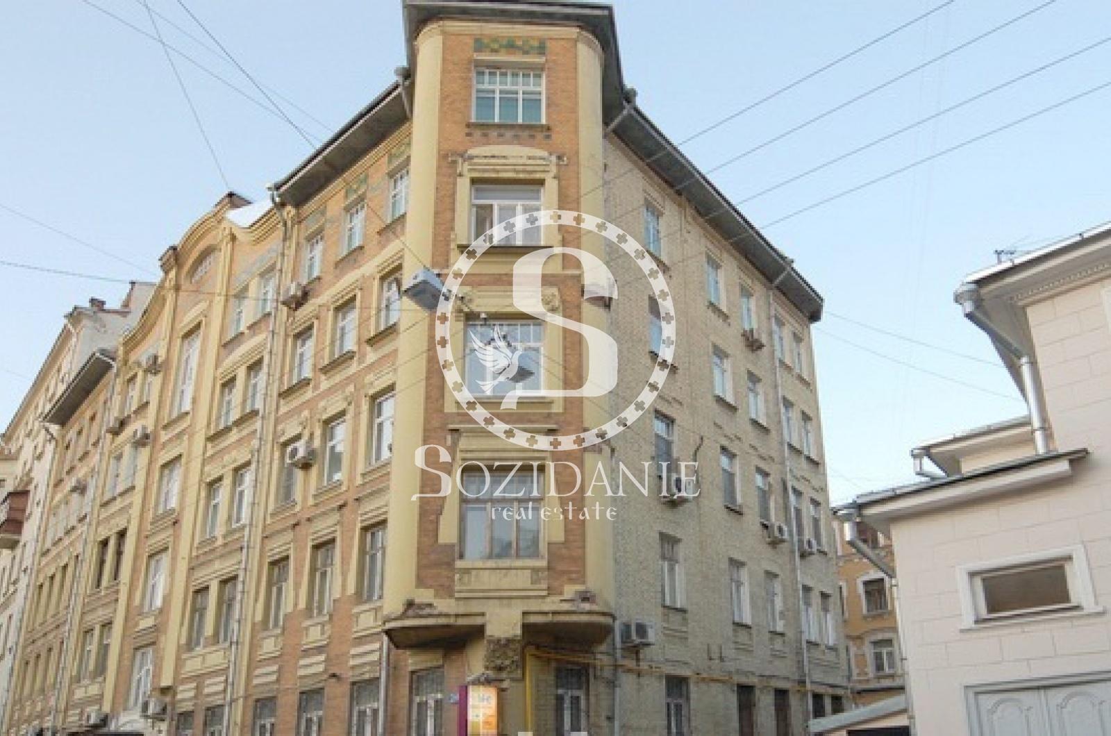 3 Комнаты, Городская, Аренда, Трубниковский переулок, Listing ID 3581, Москва, Россия,