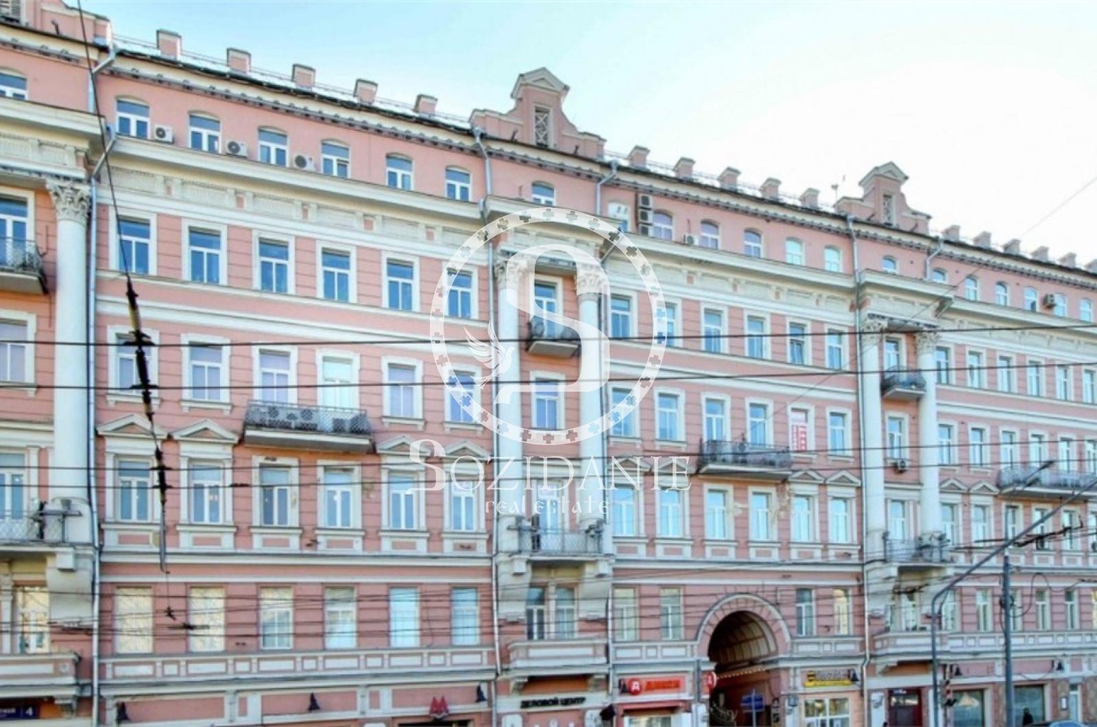 4 Комнаты, Городская, Аренда, Страстной бульвар, Listing ID 3587, Москва, Россия,