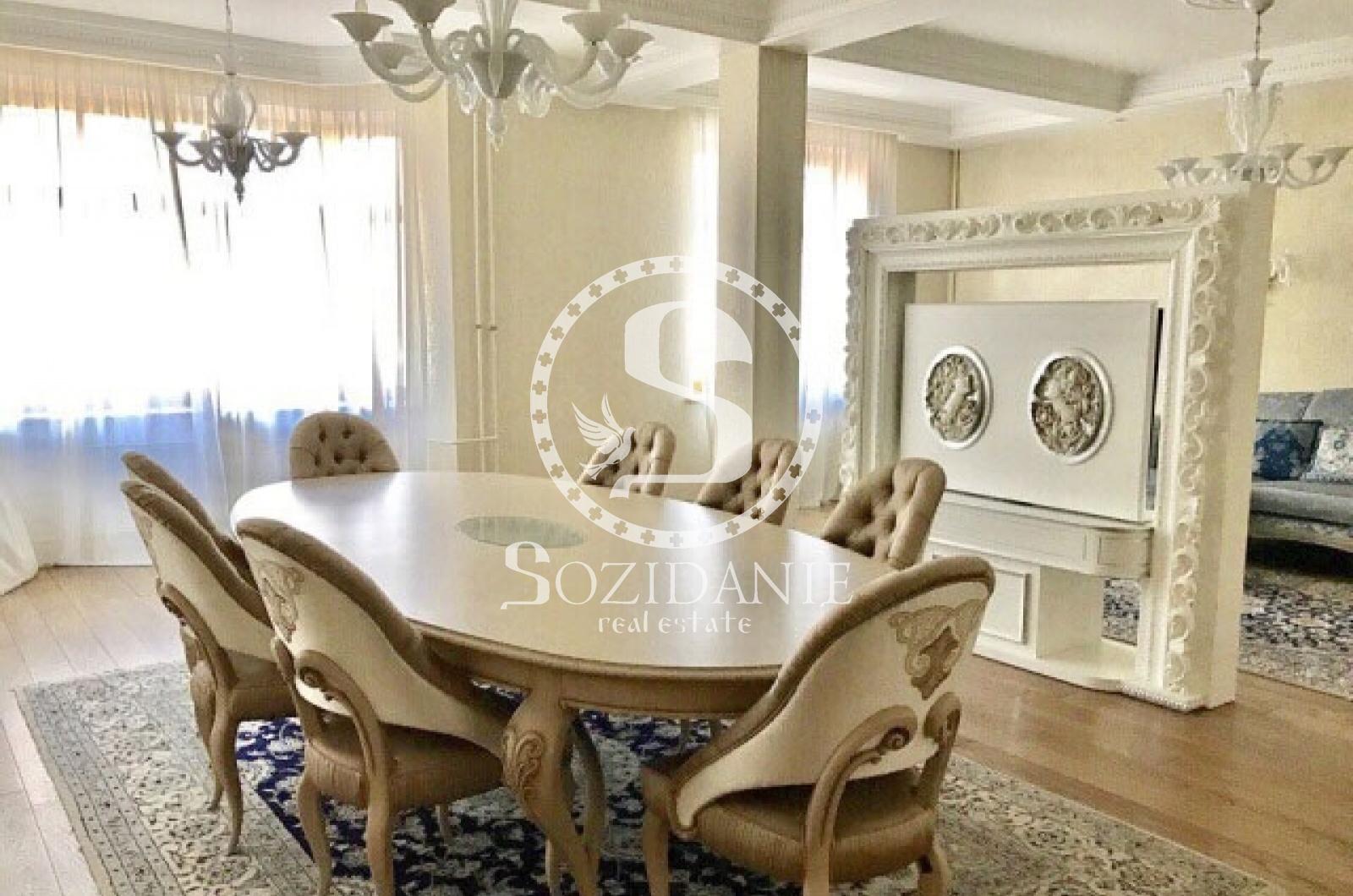 4 Комнаты, Городская, Аренда, 3-я Тверская-Ямская, Listing ID 3599, Москва, Россия,