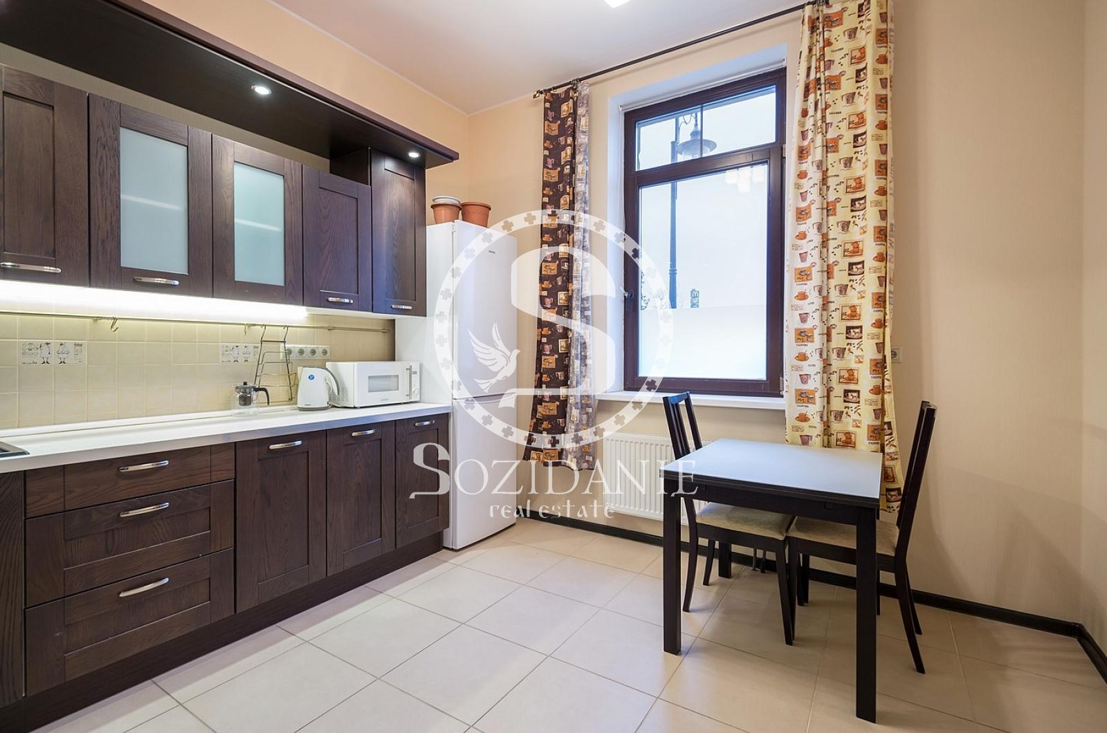 1 Bedrooms, 1 Комнаты, Загородная, Аренда, Listing ID 3634, Московская область, Россия,