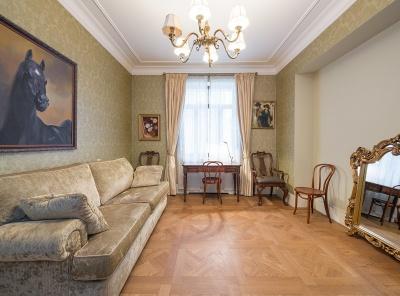 4 Комнаты, Городская, Аренда, Плотников переулок, Listing ID 3659, Москва, Россия,