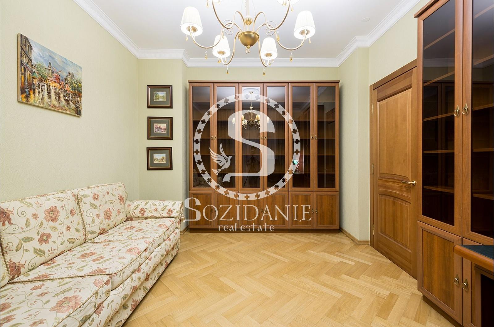 3 Комнаты, Городская, Аренда, Чапаевский переулок, Listing ID 3662, Москва, Россия,