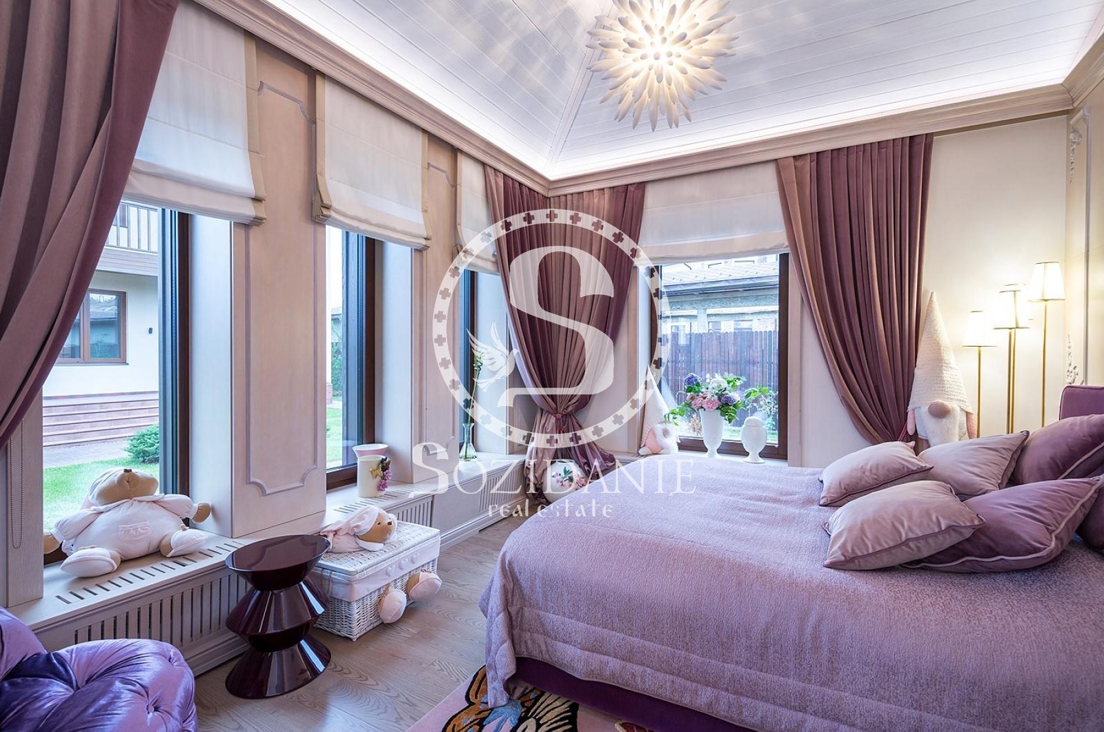 3 Bedrooms, 7 Комнаты, Загородная, Продажа, Listing ID 3664, Московская область, Россия,
