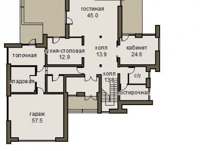 4 Bedrooms, Загородная, Продажа, Listing ID 1259, Московская область, Россия,