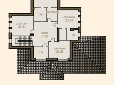 4 Bedrooms, Загородная, Продажа, Listing ID 1261, Московская область, Россия,