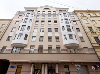 3 Комнаты, Городская, Аренда, Малый Козихинский переулок, Listing ID 3755, Москва, Россия,