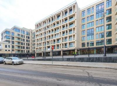 3 Комнаты, Городская, Продажа, 1-й Смоленский переулок, Listing ID 3764, Москва, Россия,