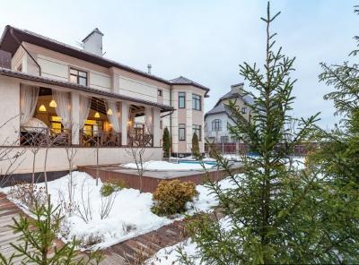 5 Bedrooms, 6 Комнаты, Загородная, Аренда, Listing ID 3810, Московская область, Россия,