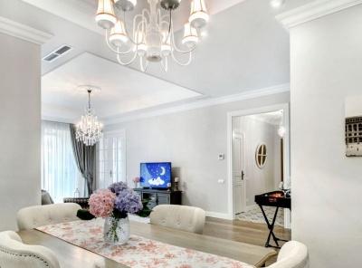 4 Комнаты, Городская, Продажа, Улица Льва Толстого, Listing ID 3819, Москва, Россия,