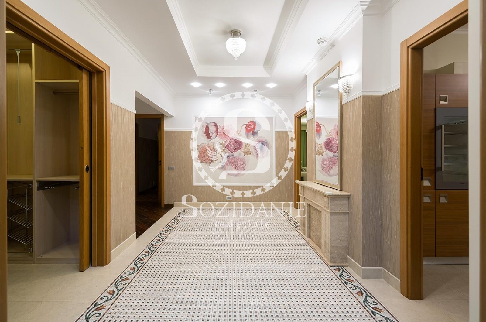 4 Комнаты, Городская, Аренда, Чапаевский переулок, Listing ID 3834, Москва, Россия,