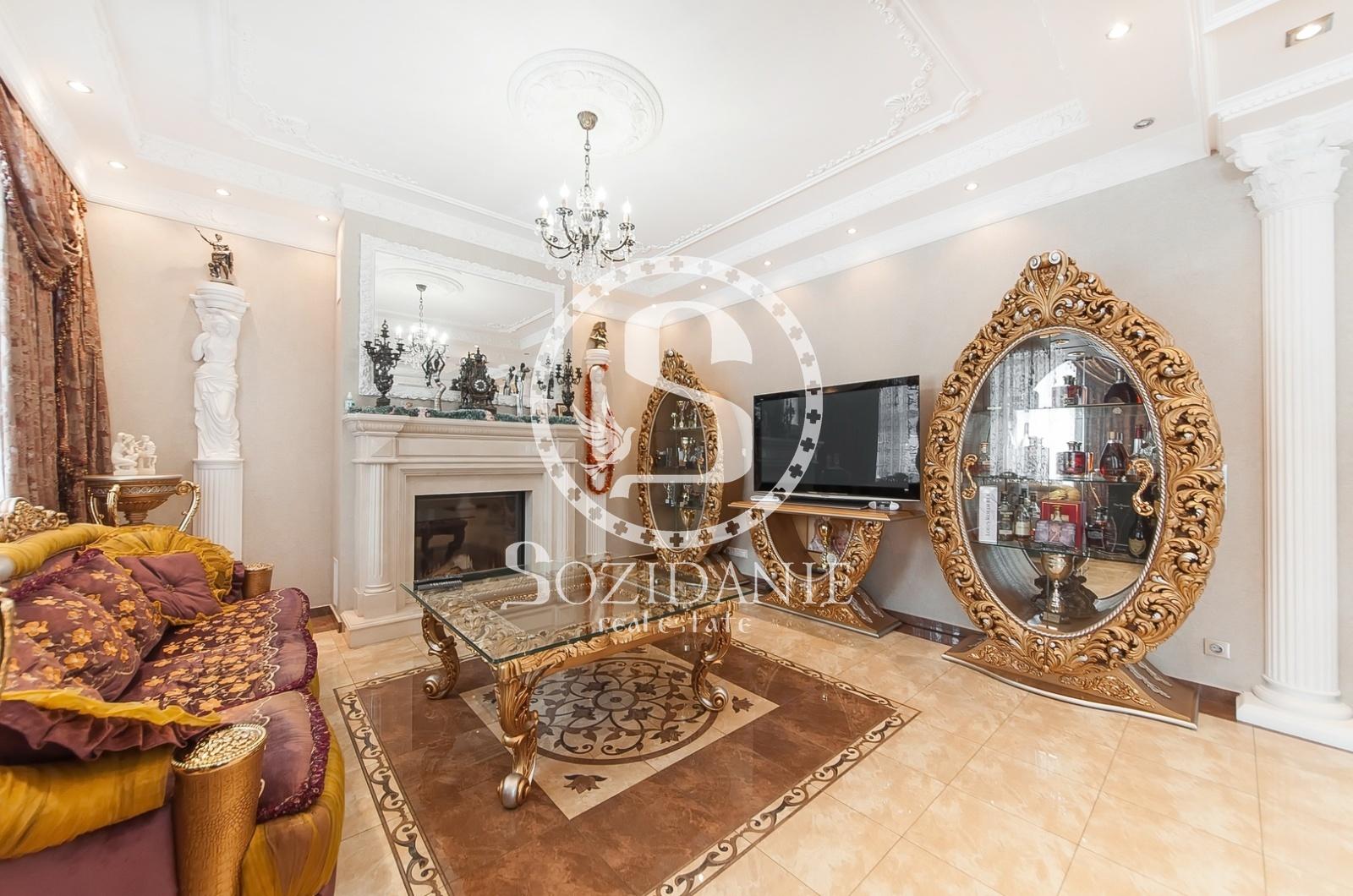5 Bedrooms, Загородная, Продажа, Listing ID 1278, Московская область, Россия,