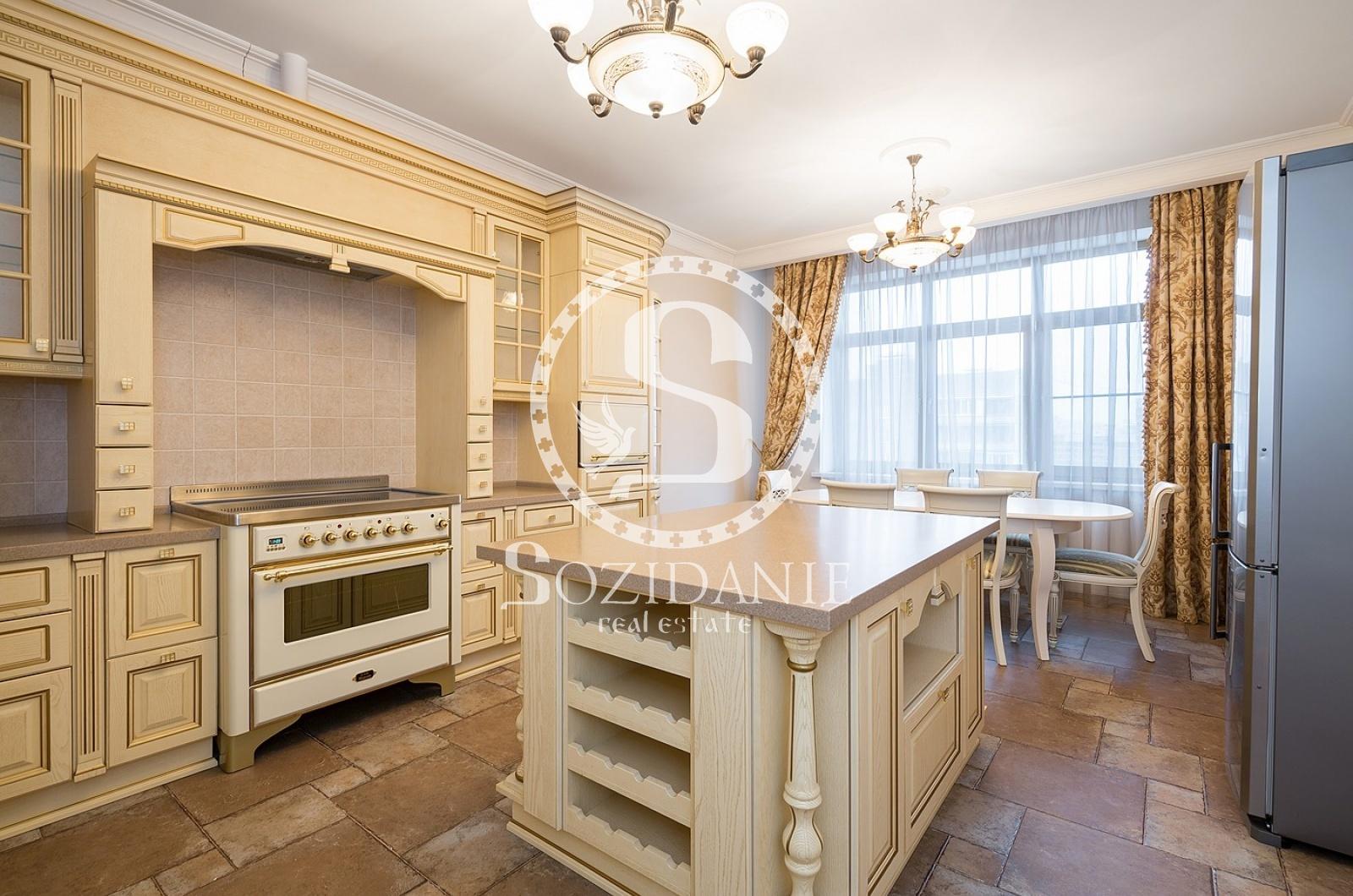 4 Комнаты, Городская, Продажа, Чапаевский переулок, Listing ID 3925, Москва, Россия,
