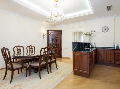3 Комнаты, Городская, Аренда, 1-й Зачатьевский переулок, Listing ID 3927, Москва, Россия,