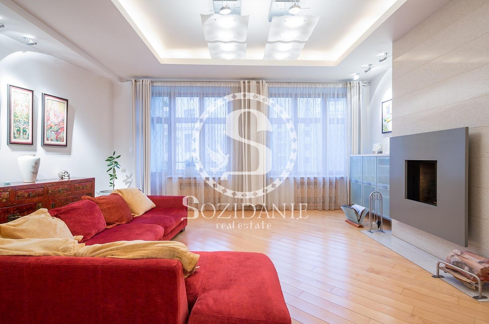 2 Комнаты, Городская, Аренда, Большой Афанасьевский переулок, Listing ID 3934, Москва, Россия,