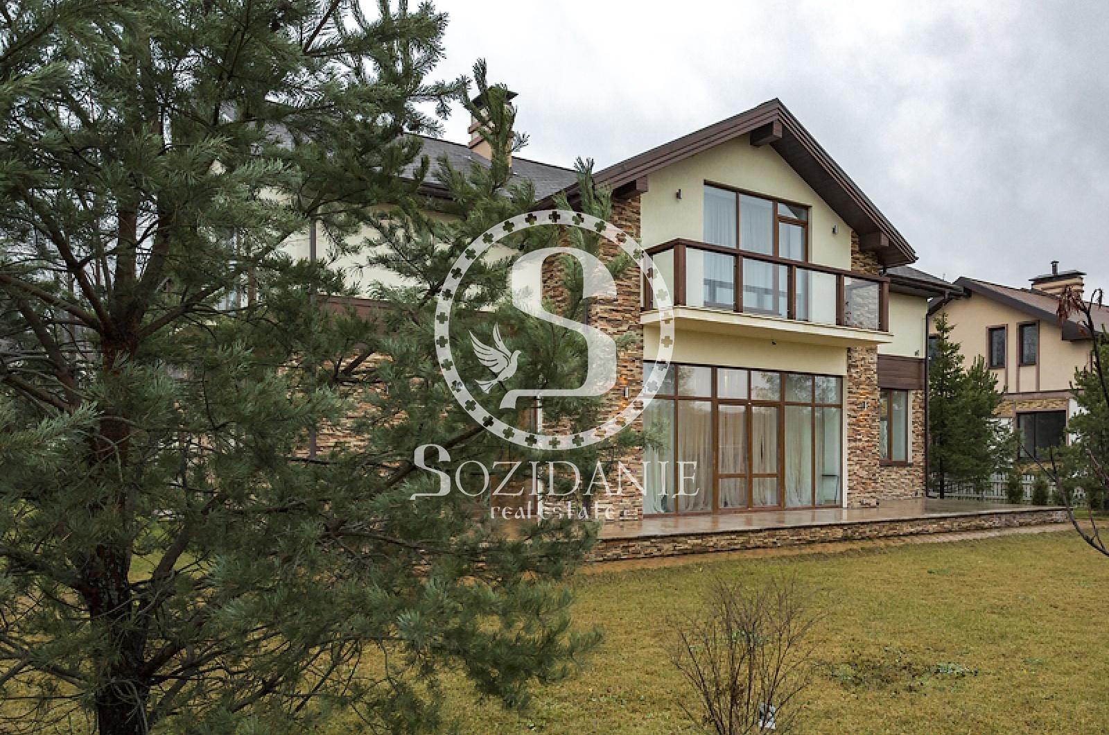 4 Bedrooms, Загородная, Продажа, Listing ID 1283, Московская область, Россия,