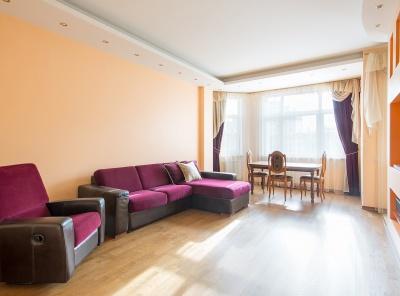 3 Комнаты, Городская, Аренда, Ломоносовский проспект, Listing ID 4035, Москва, Россия,