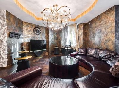 4 Комнаты, Городская, Продажа, Ломоносовский проспект, Listing ID 4114, Москва, Россия,