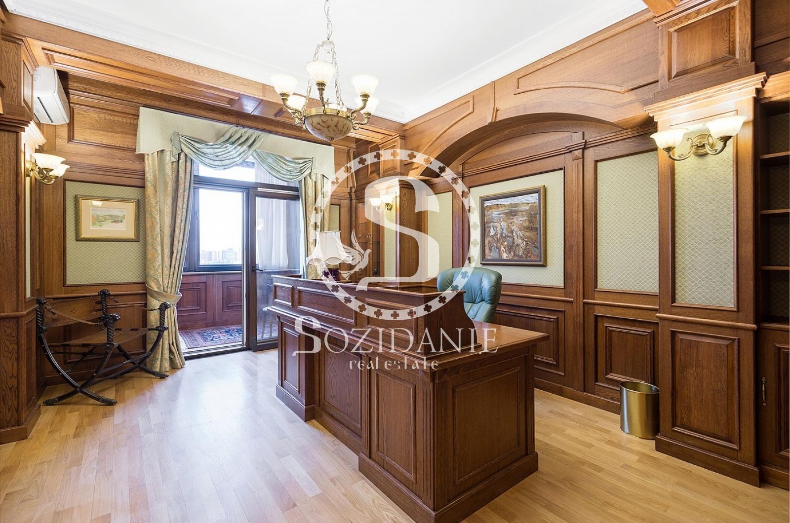 10 Комнаты, Городская, Продажа, Мичуринский проспект, Listing ID 1307, Москва, Россия,