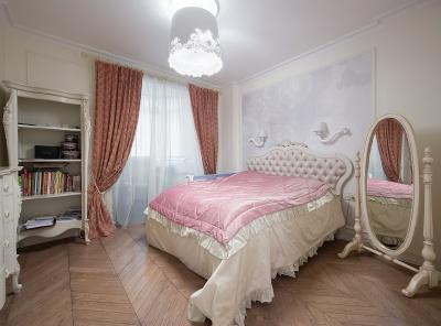 4 Комнаты, Городская, Аренда, Ломоносовский проспект, Listing ID 4262, Москва, Россия,