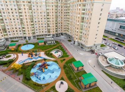 4 Комнаты, Городская, Продажа, Ломоносовский проспект, Listing ID 4271, Москва, Россия,