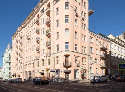 5 Комнаты, Городская, Аренда, Улица Остоженка, Listing ID 4427, Москва, Россия,
