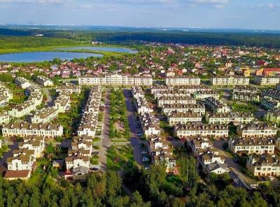 2 Bedrooms, Загородная, Аренда, Listing ID 4478, Московская область, Россия,