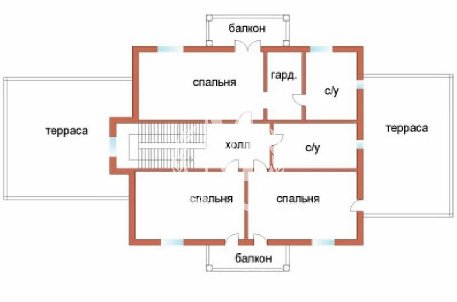 План помещения