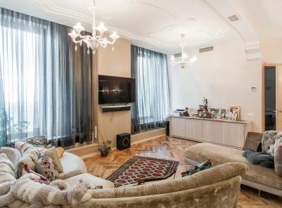 4 Комнаты, Городская, Аренда, Чапаевский переулок, Listing ID 4505, Москва, Россия,