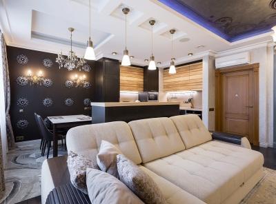 3 Комнаты, Городская, Аренда,  Ломоносовский проспект, Listing ID 4603, Москва, Россия,