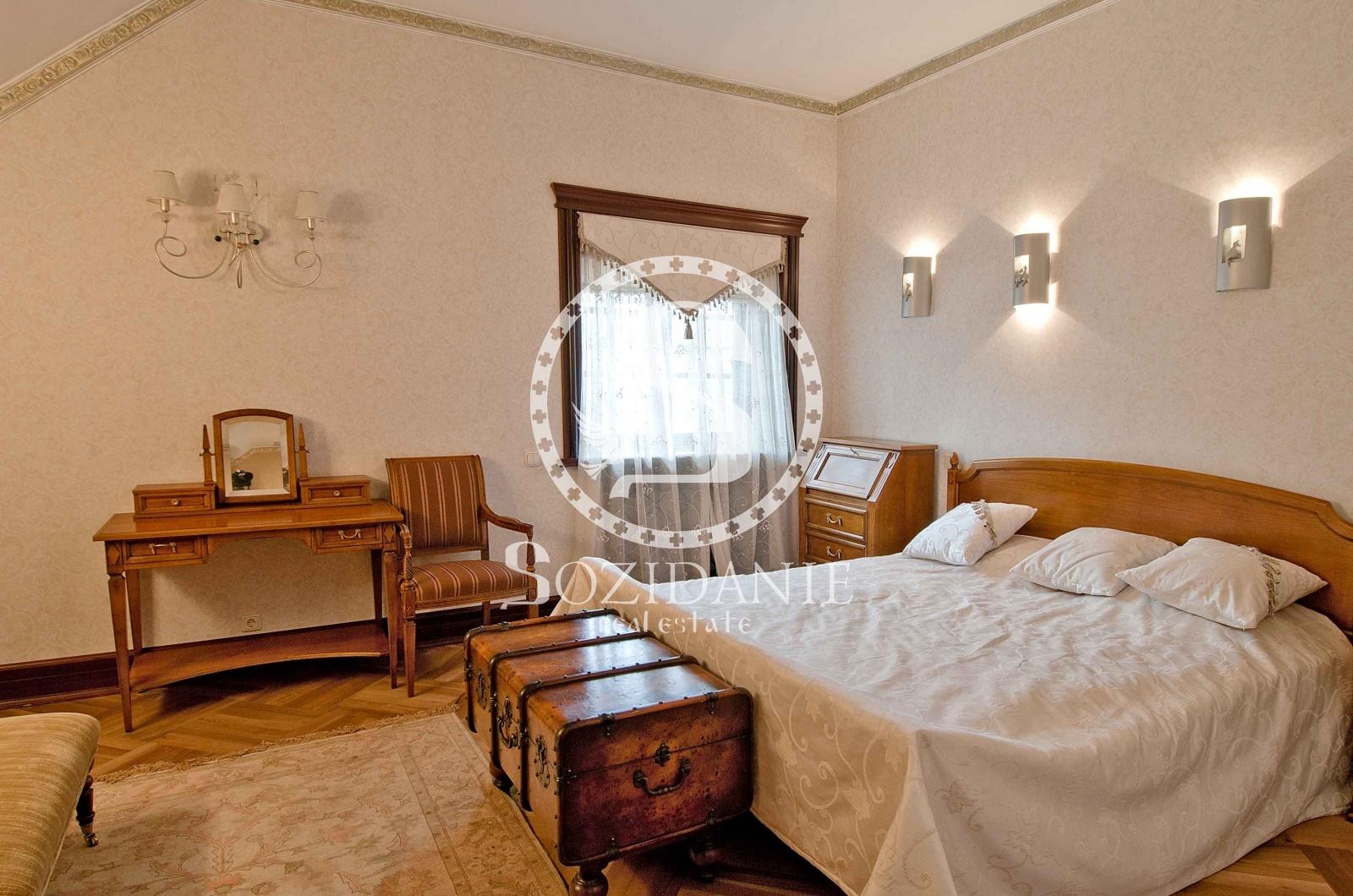 5 Bedrooms, Загородная, Продажа, Listing ID 1344, Московская область, Россия,