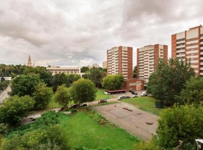 4 Комнаты, Городская, Аренда, Улица Мосфильмовская, Listing ID 4669, Москва, Россия,