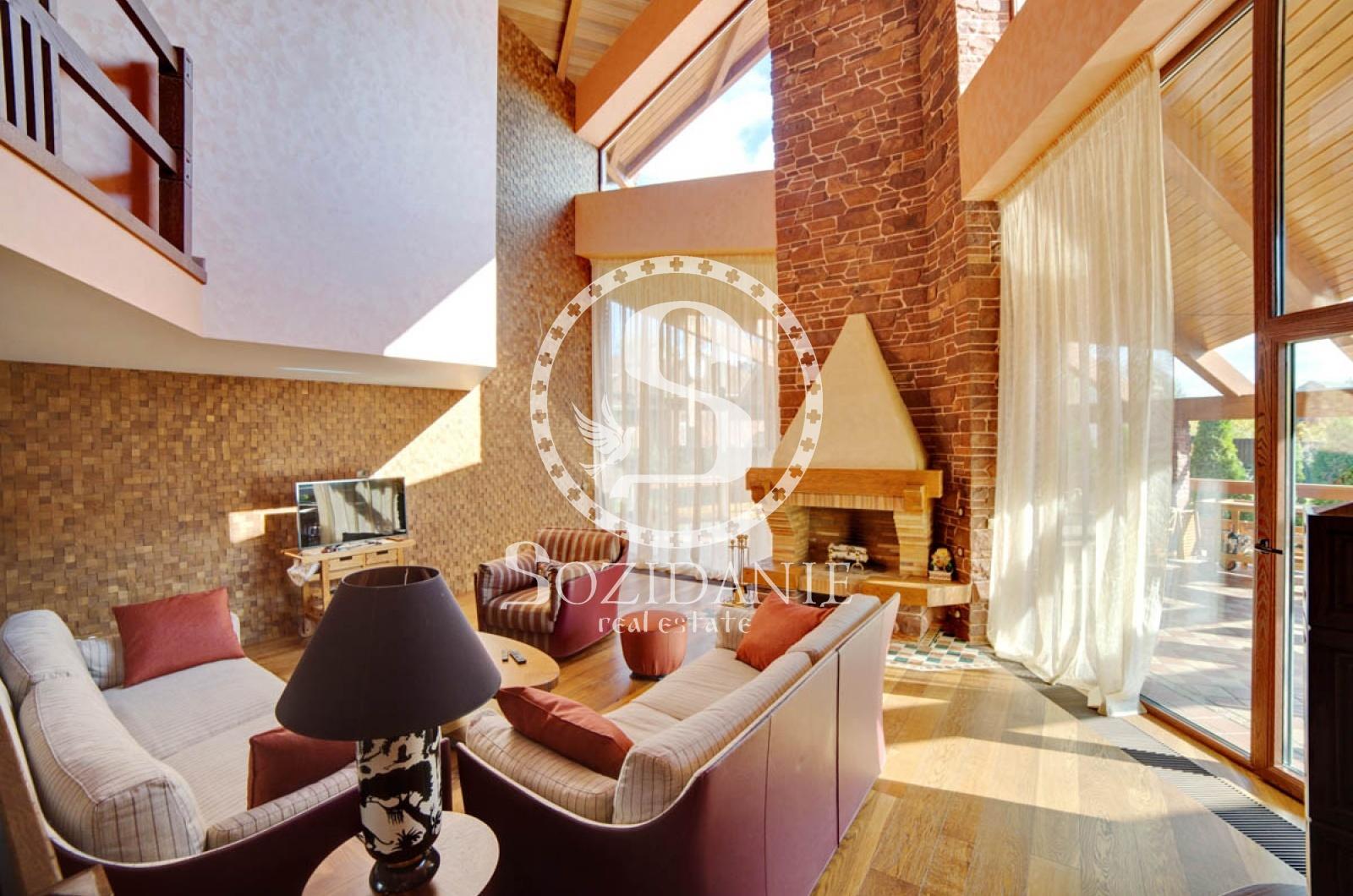 4 Bedrooms, Загородная, Продажа, Listing ID 1348, Московская область, Россия,