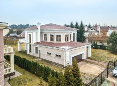 4 Bedrooms, Загородная, Продажа, Listing ID 1352, Московская область, Россия,