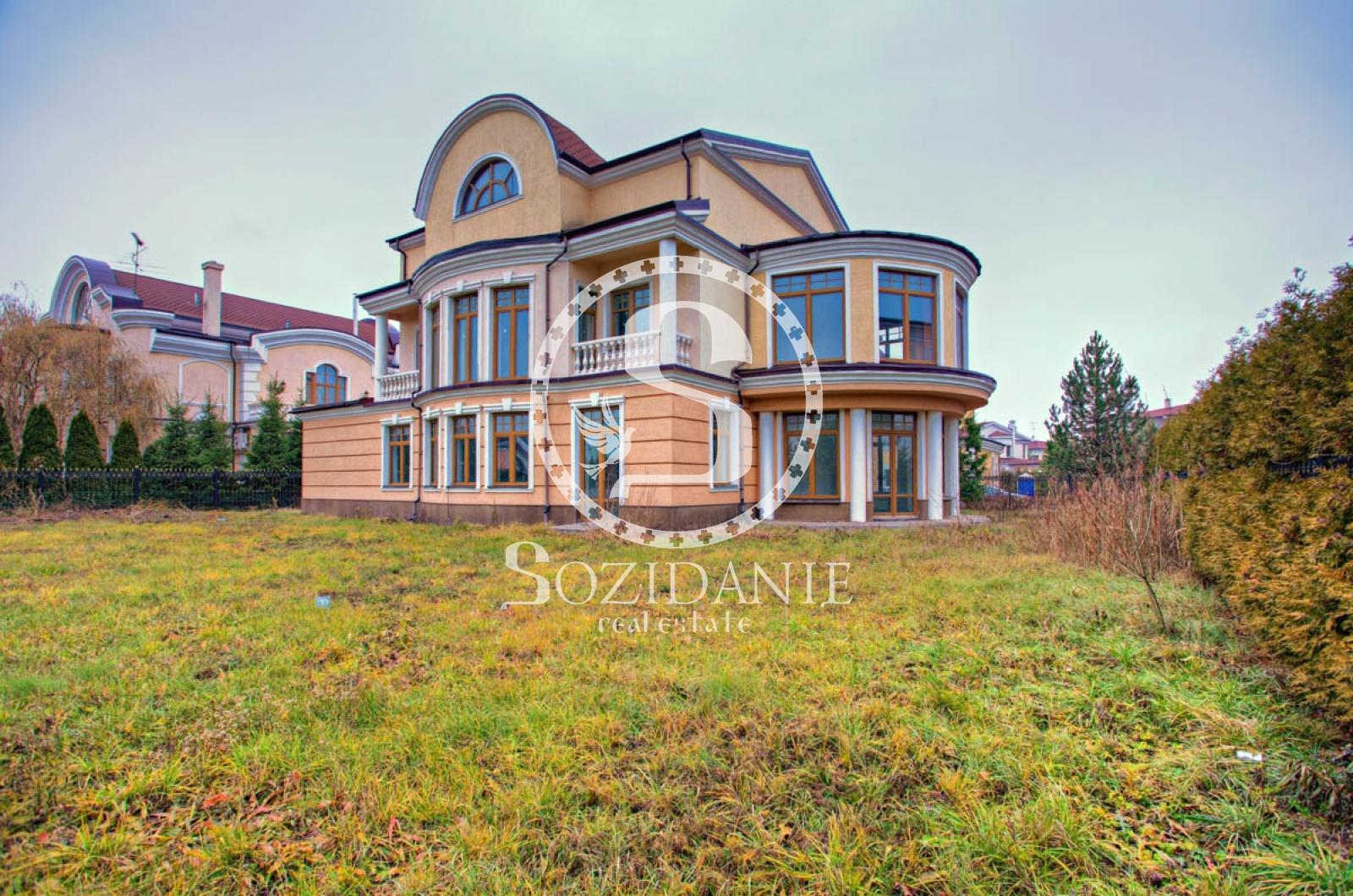 4 Bedrooms, Загородная, Продажа, Listing ID 1355, Московская область, Россия,