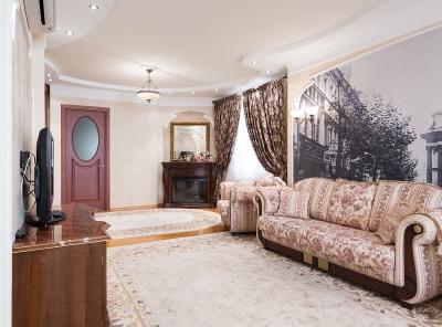 4 Комнаты, Городская, Аренда, Ломоносовский проспект, Listing ID 4811, Москва, Россия,