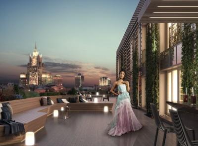 3 Комнаты, Городская, Продажа, Улица Арбат, Listing ID 4818, Москва, Россия,