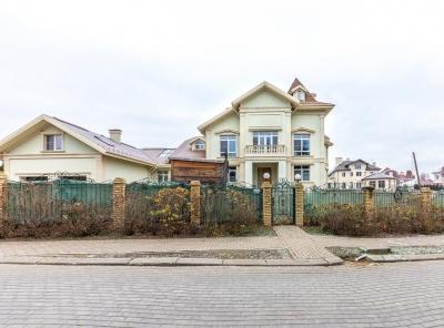 8 Bedrooms, Загородная, Продажа, Listing ID 5291, Московская область, Россия,