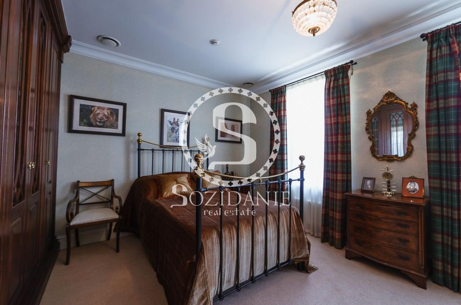 4 Bedrooms, Загородная, Продажа, Listing ID 1414, Московская область, Россия,