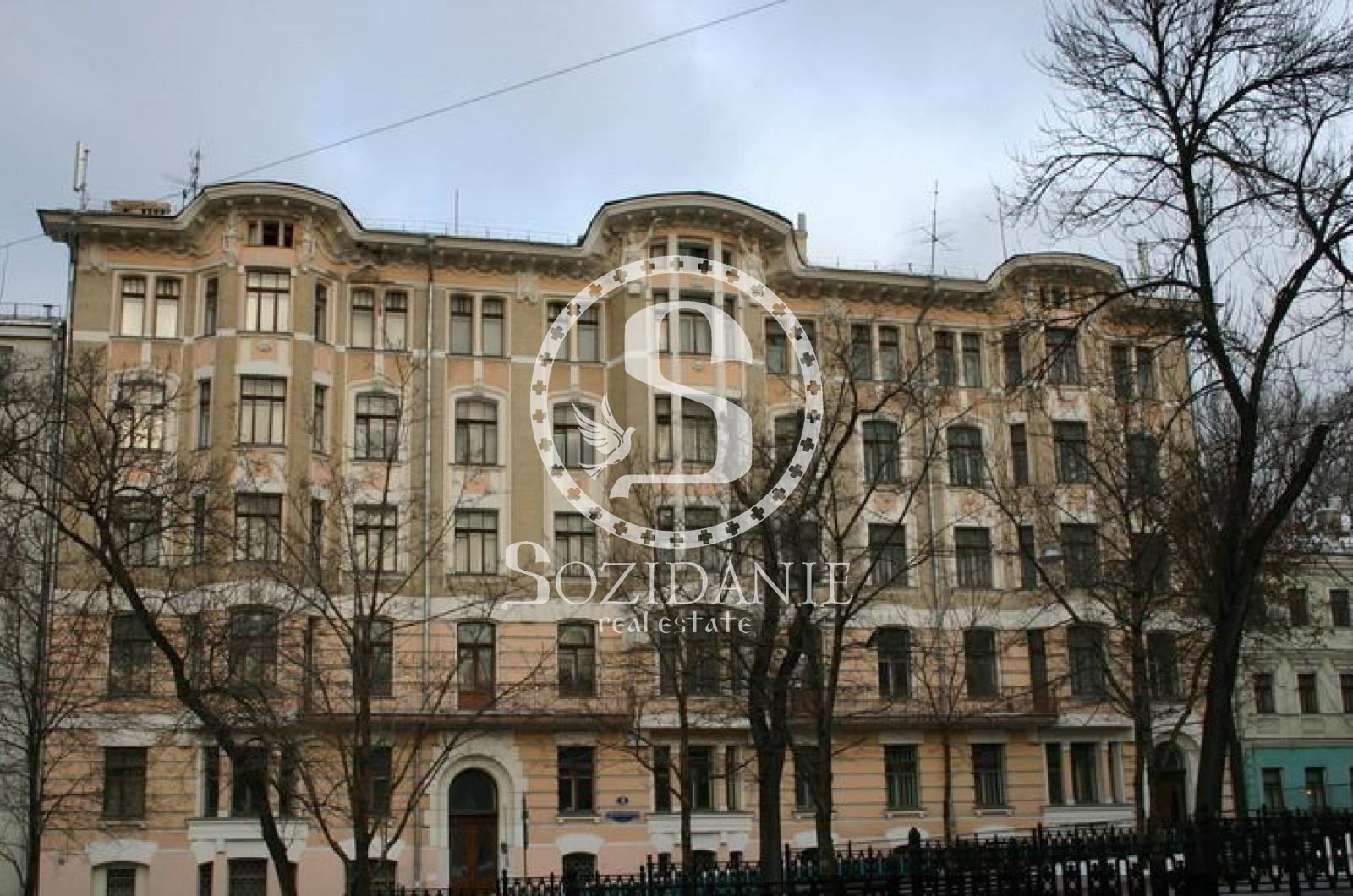 3 Комнаты, Городская, Аренда, Рождественский бульвар, Listing ID 1428, Москва, Россия,