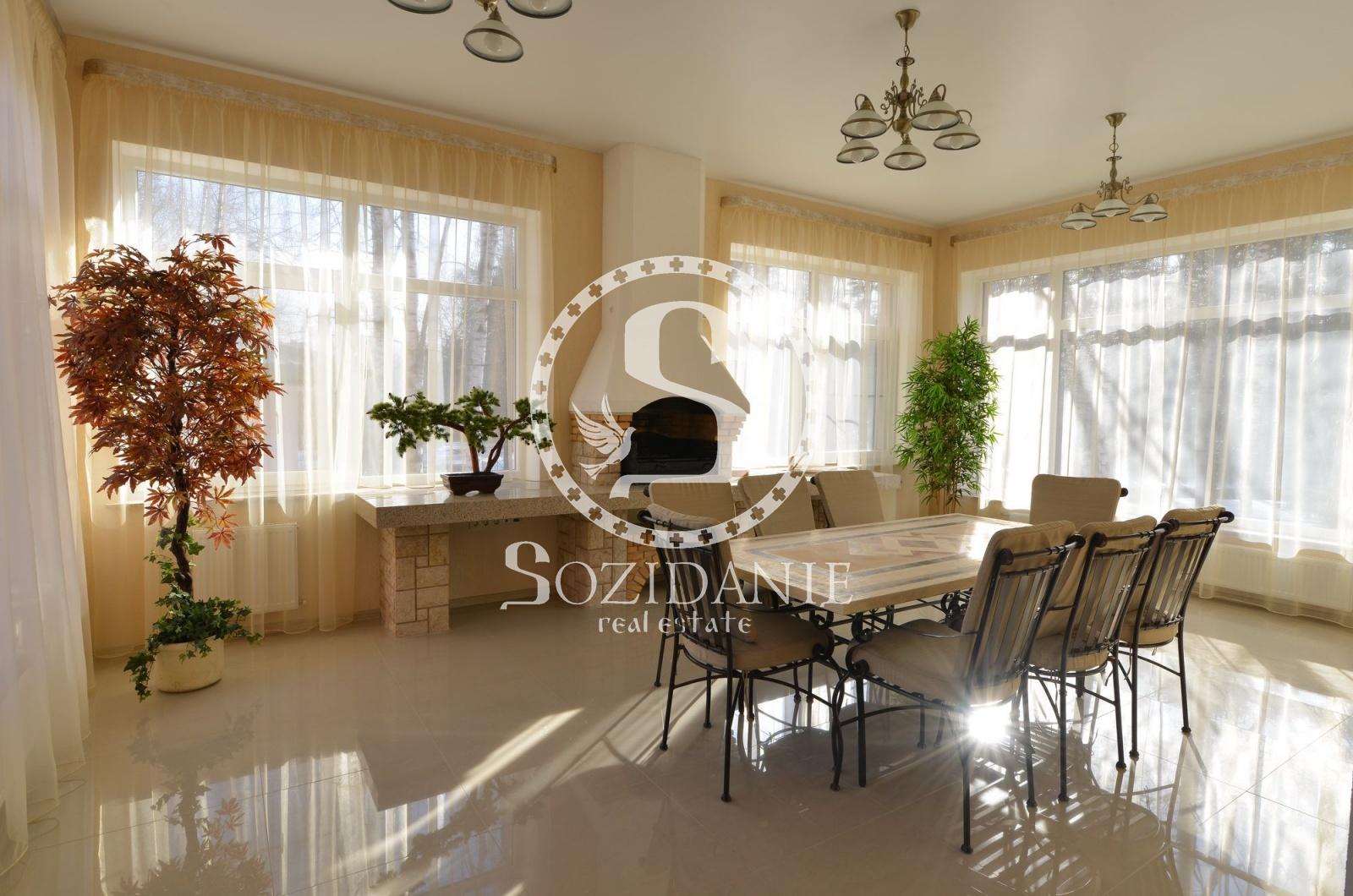 6 Bedrooms, Загородная, Продажа, Listing ID 1432, Московская область, Россия,