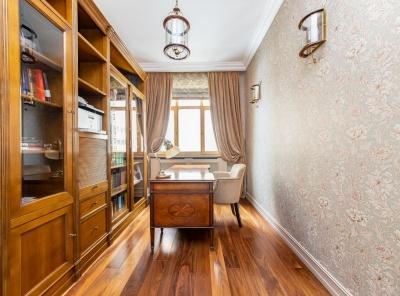 4 Комнаты, Городская, Аренда, Ломоносовский проспект, Listing ID 5463, Москва, Россия,