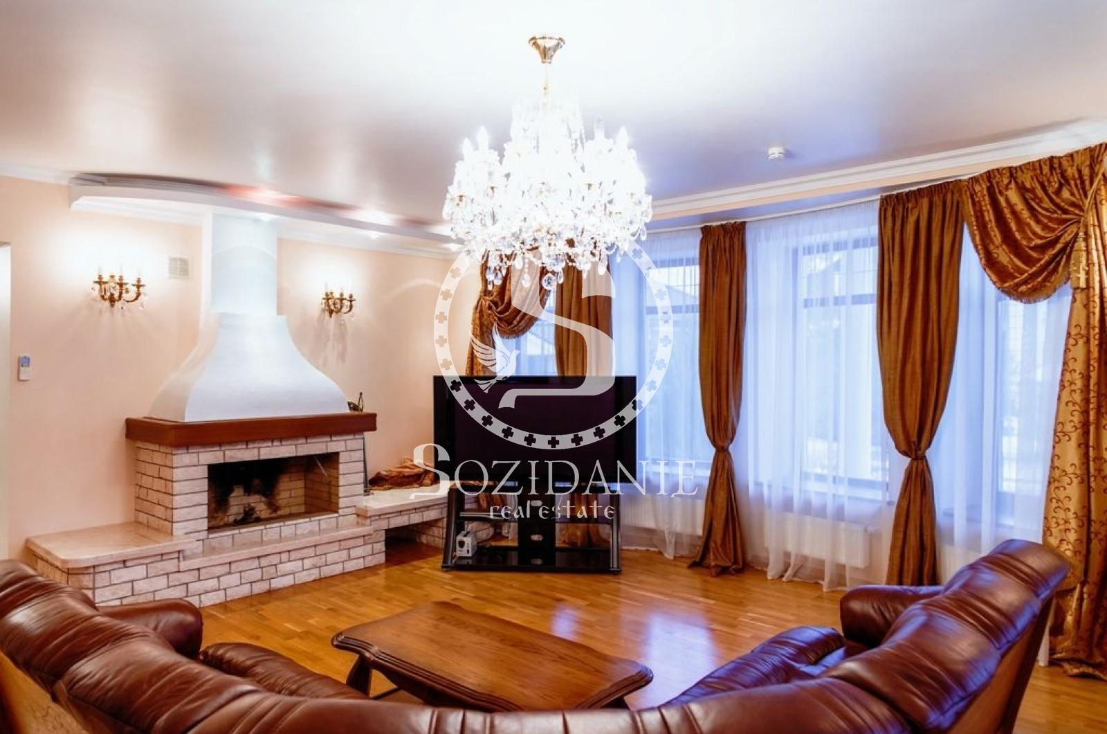 4 Bedrooms, Загородная, Продажа, Listing ID 1436, Московская область, Россия,