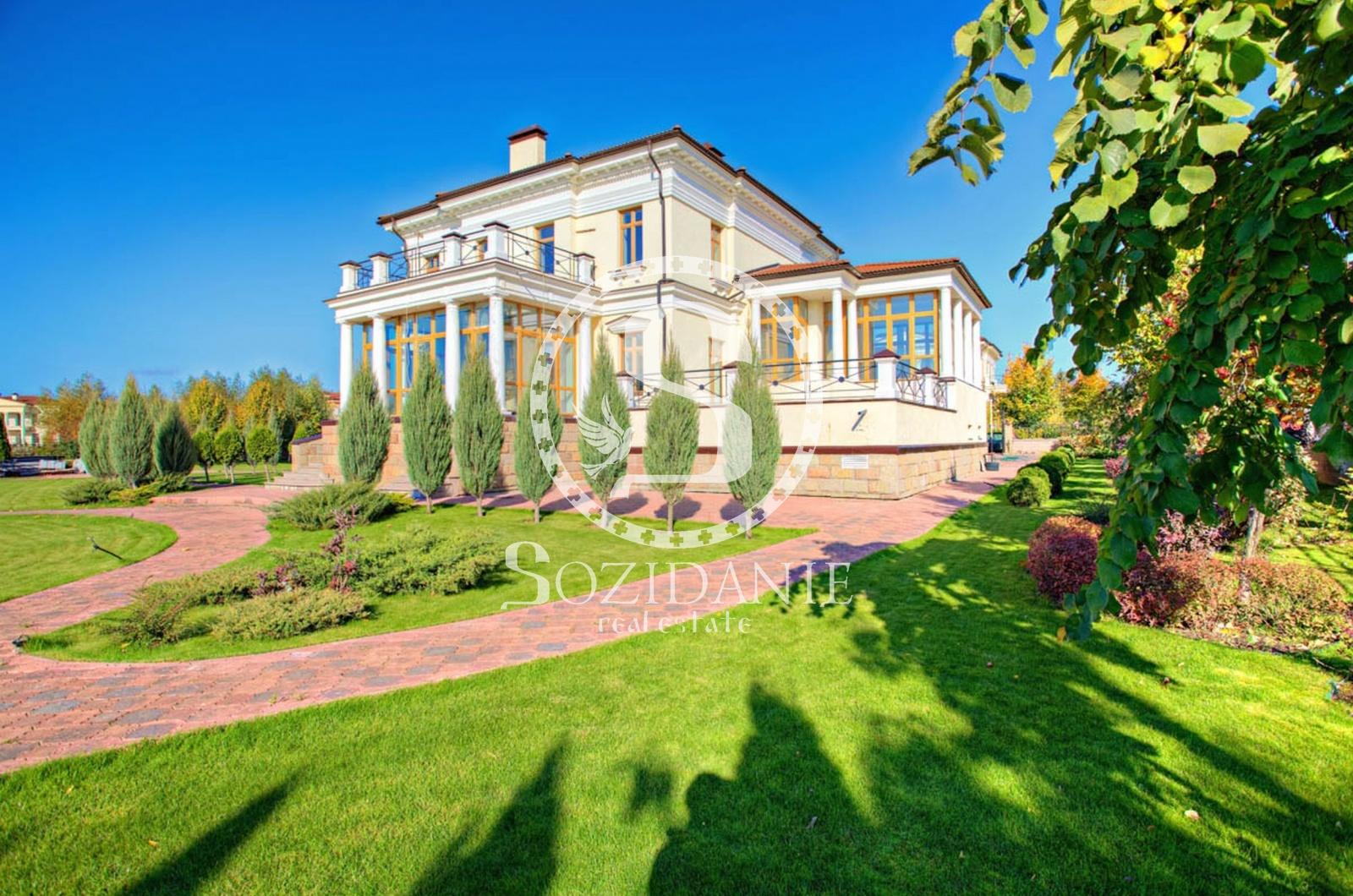 5 Bedrooms, Загородная, Продажа, Listing ID 1445, Московская область, Россия,