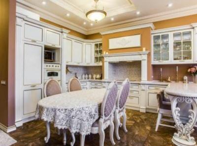 4 Bedrooms, 5 Комнаты, Загородная, Аренда, Listing ID 5705, Московская область, Россия,