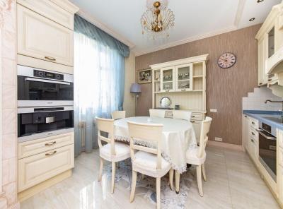 3 Комнаты, Городская, Аренда, Ломоносовский проспект, Listing ID 5731, Москва, Россия,