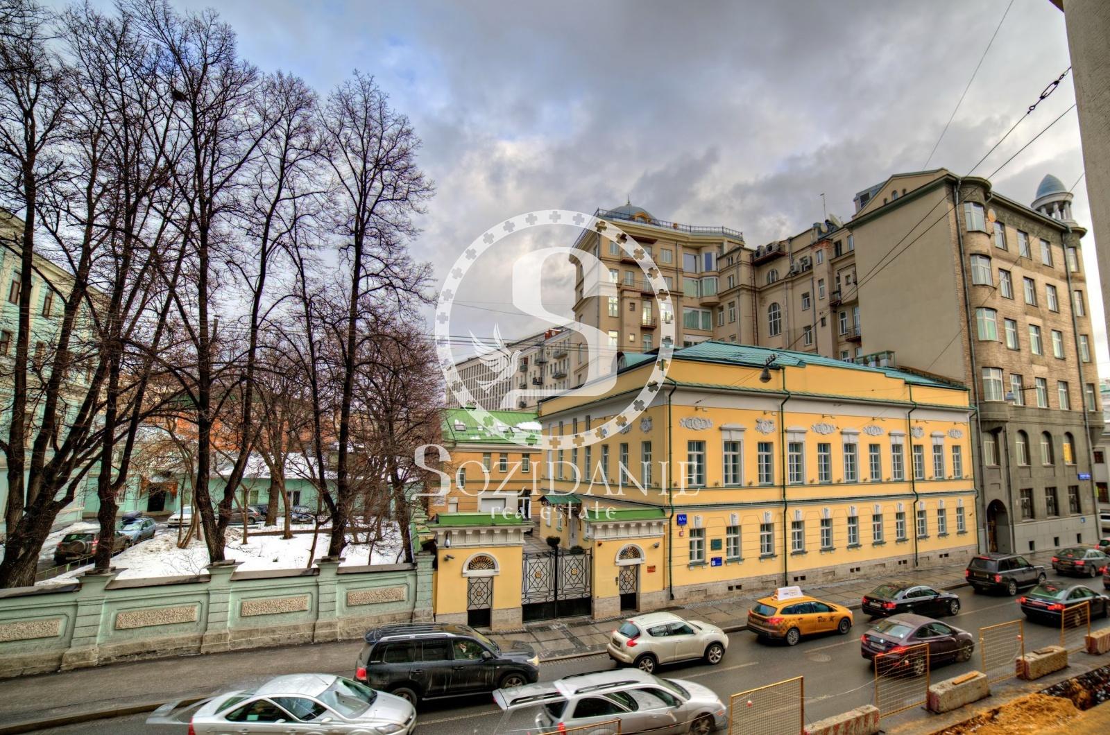 5 Комнаты, Городская, Аренда, Улица Знаменка, Listing ID 1506, Москва, Россия,