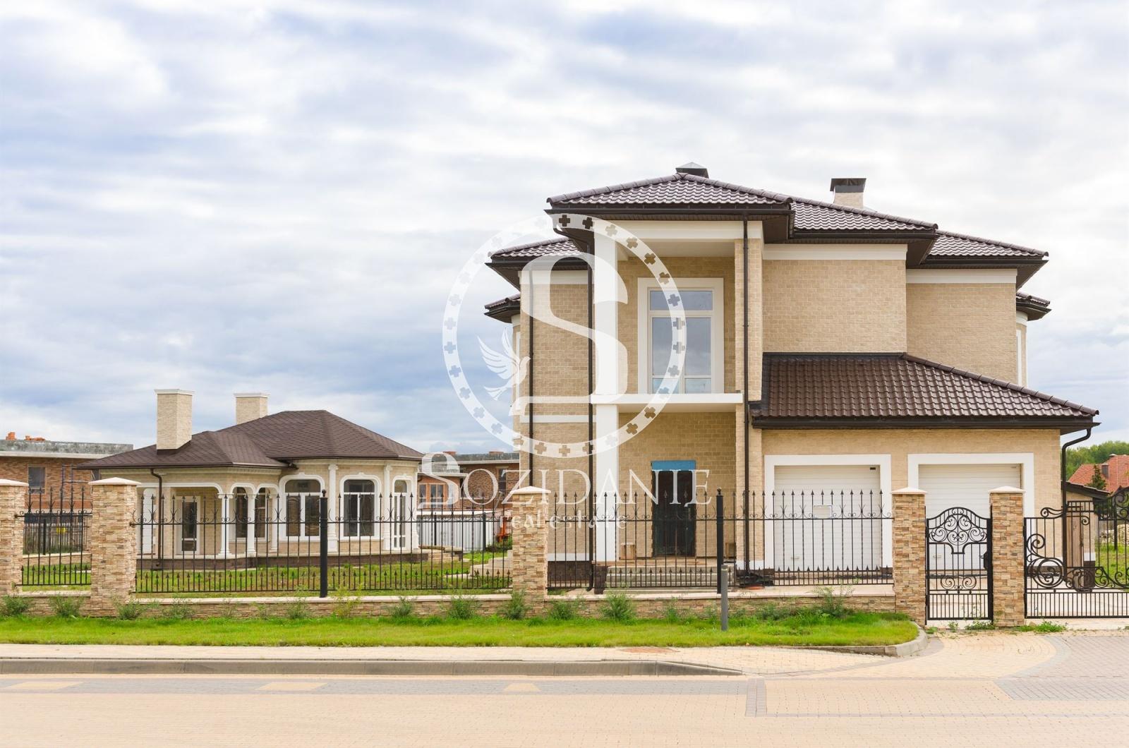 5 Bedrooms, Загородная, Продажа, Listing ID 1508, Московская область, Россия,