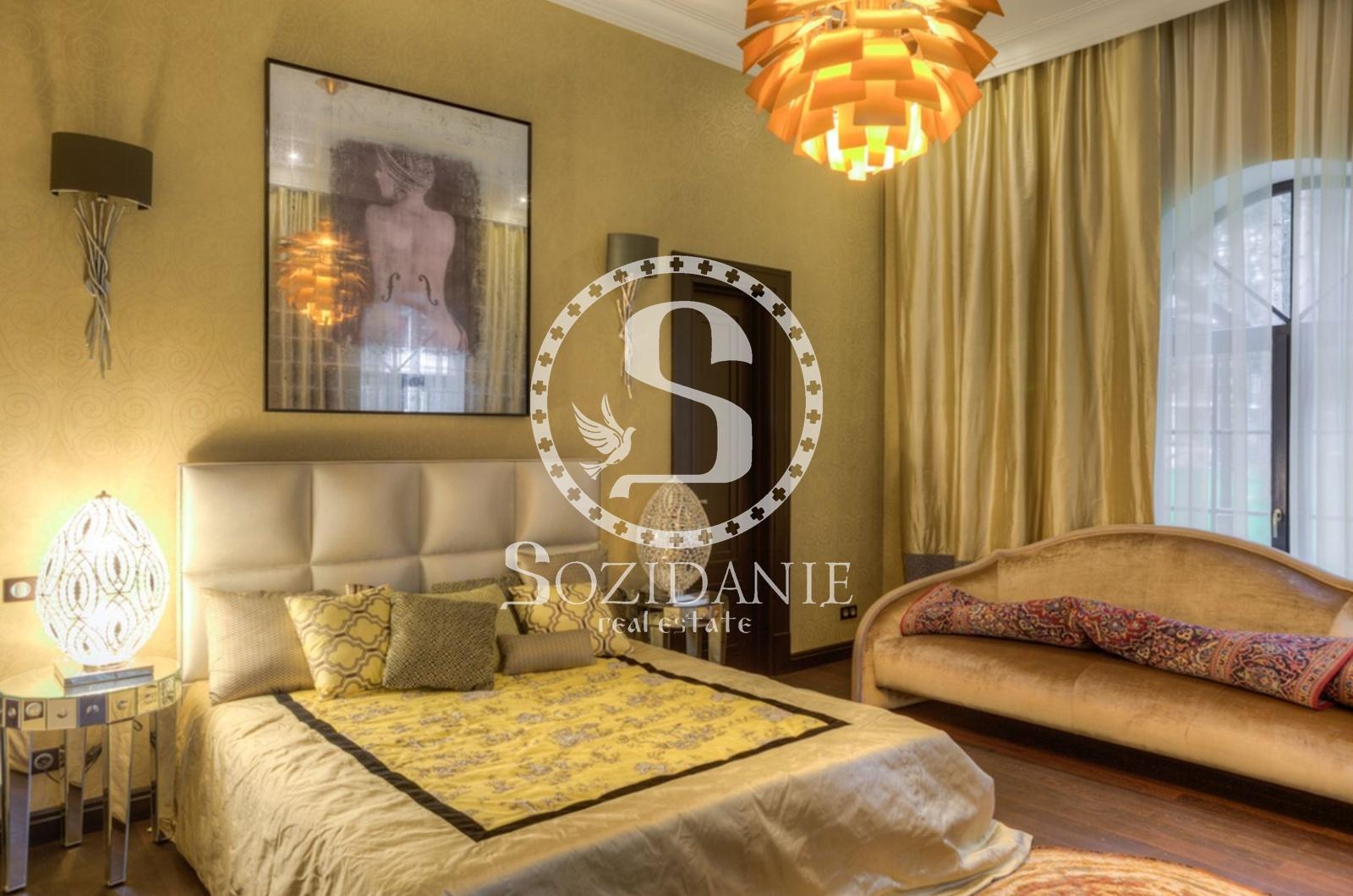 8 Bedrooms, Загородная, Продажа, Listing ID 1517, Московская область, Россия,