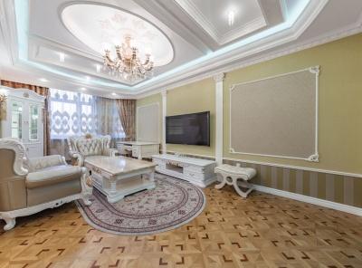 4 Комнаты, Городская, Аренда, Ломоносовский проспект, Listing ID 6654, Москва, Россия,
